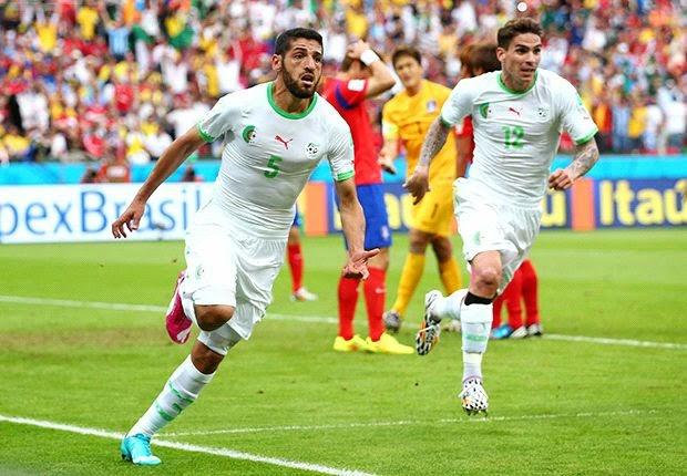 ผลการค้นหารูปภาพสำหรับ แอลจีเรีย ฟุตบอล