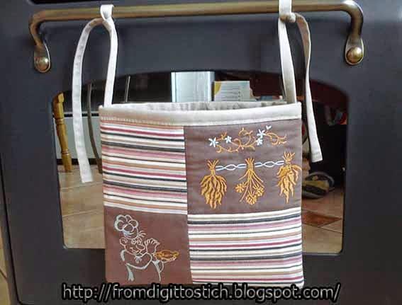 сумочка для салфеток