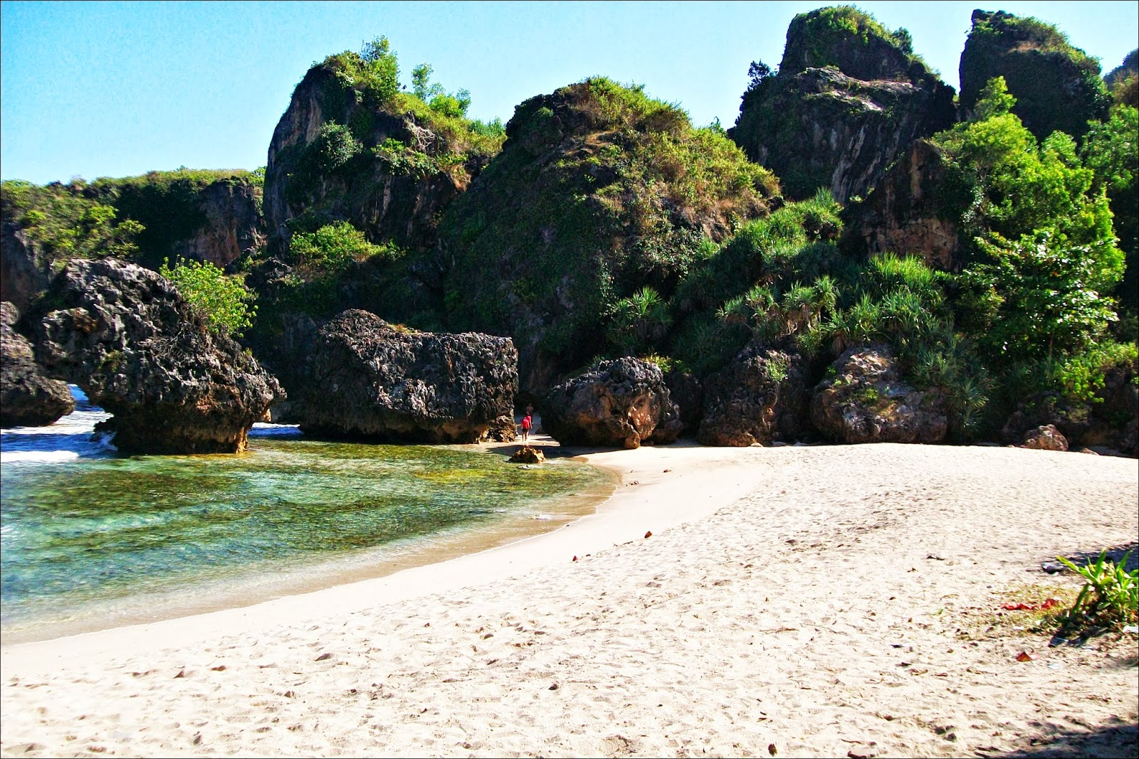 Pantai Siung Gunung Kidul Explore All Side