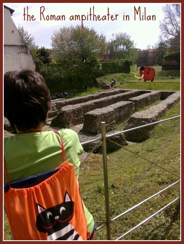 milan roman arena
