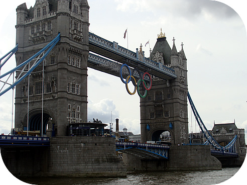 tower bridge Olympische Spelen
