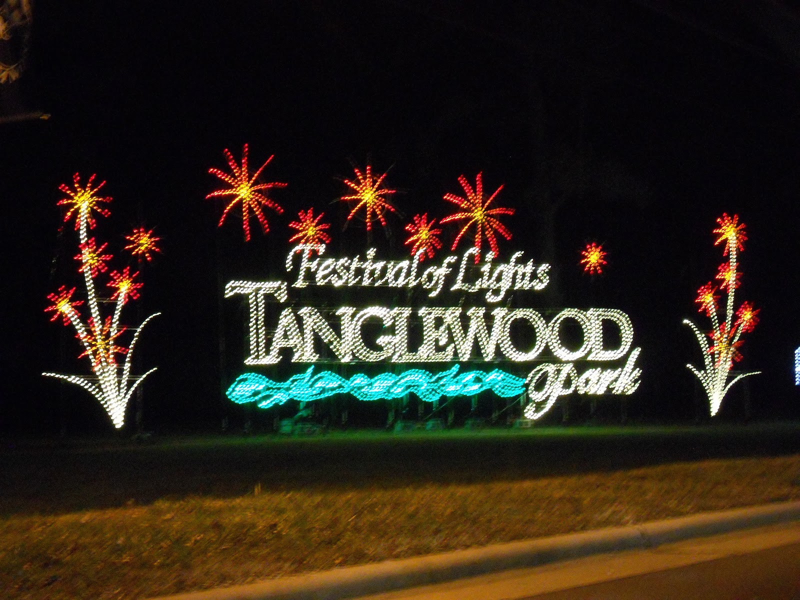 Made by smree tanglewood festival of lights for The tanglewood