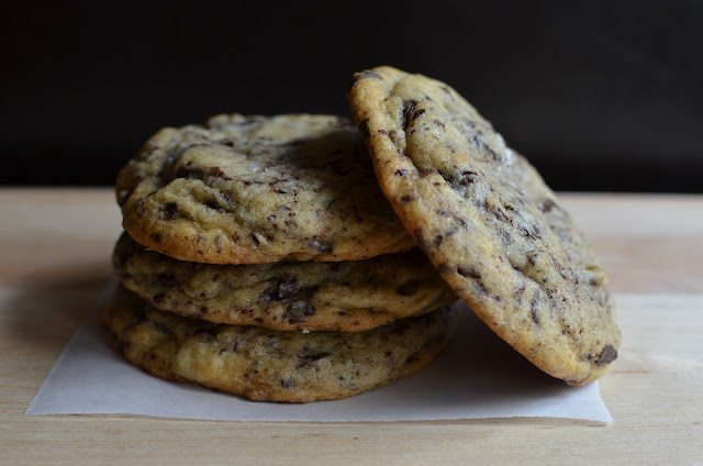 Playing with Flour: Jacques Torres' chocolate chip cookies