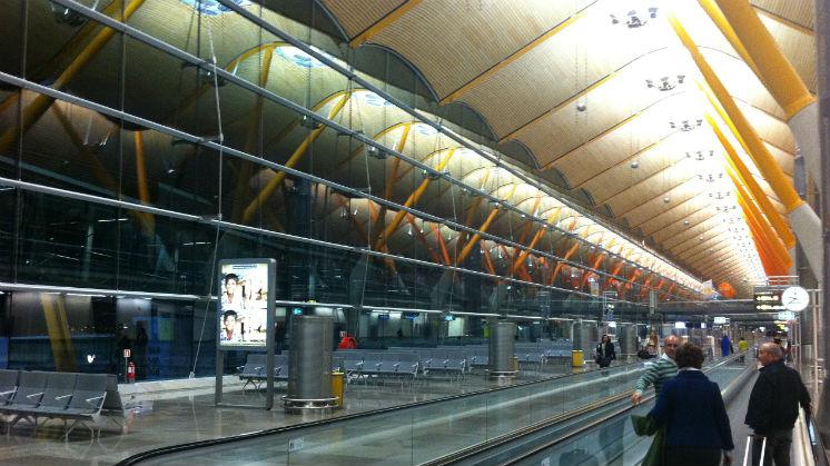 aeropuerto barajas t4