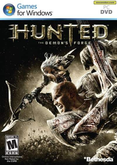 Hunted The Demons Forge PC Full PROPHET