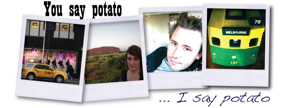 You Say Potato, I Say Potato