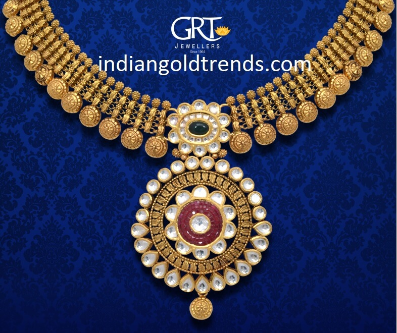 GRT Gold Necklace