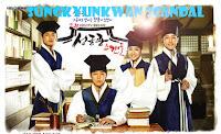 Sungkyunkwan Scandal Drama Korea Terbaru | Sinopsis Sungkyunkwan Scandal | Para Pemain Sungkyunkwan Scandal