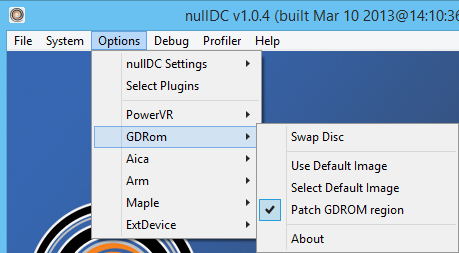 nulldc gd rom plugin download