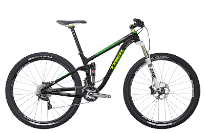 2014 Trek Custom Fuel EX 29 Alloy 29er Bike