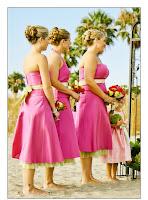 Luxury Wedding Bridesmaid Fashion Dresses