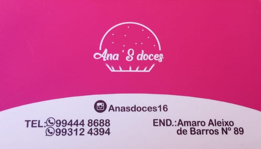 ANA DOCES