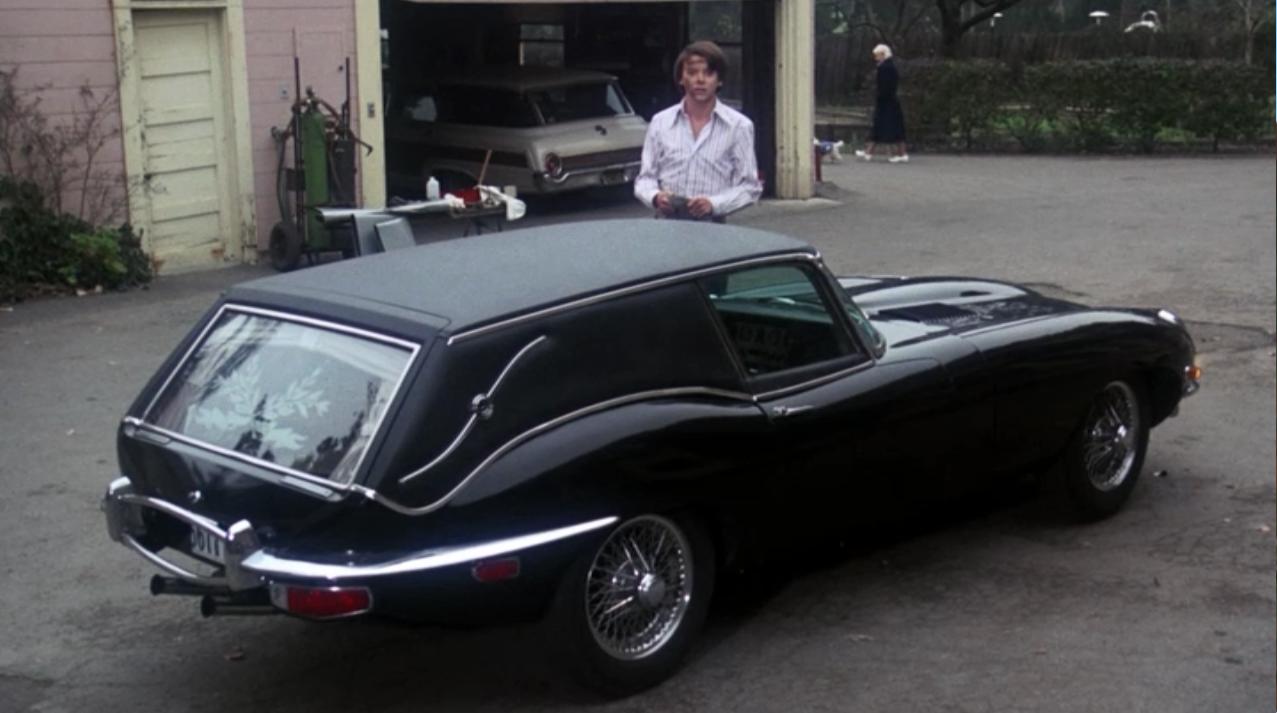 Hell On Wheels Jaguar Xke Hearse Harold Amp Maude