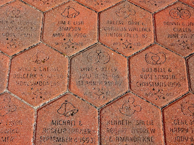 Disney Walk Around the World Bricks