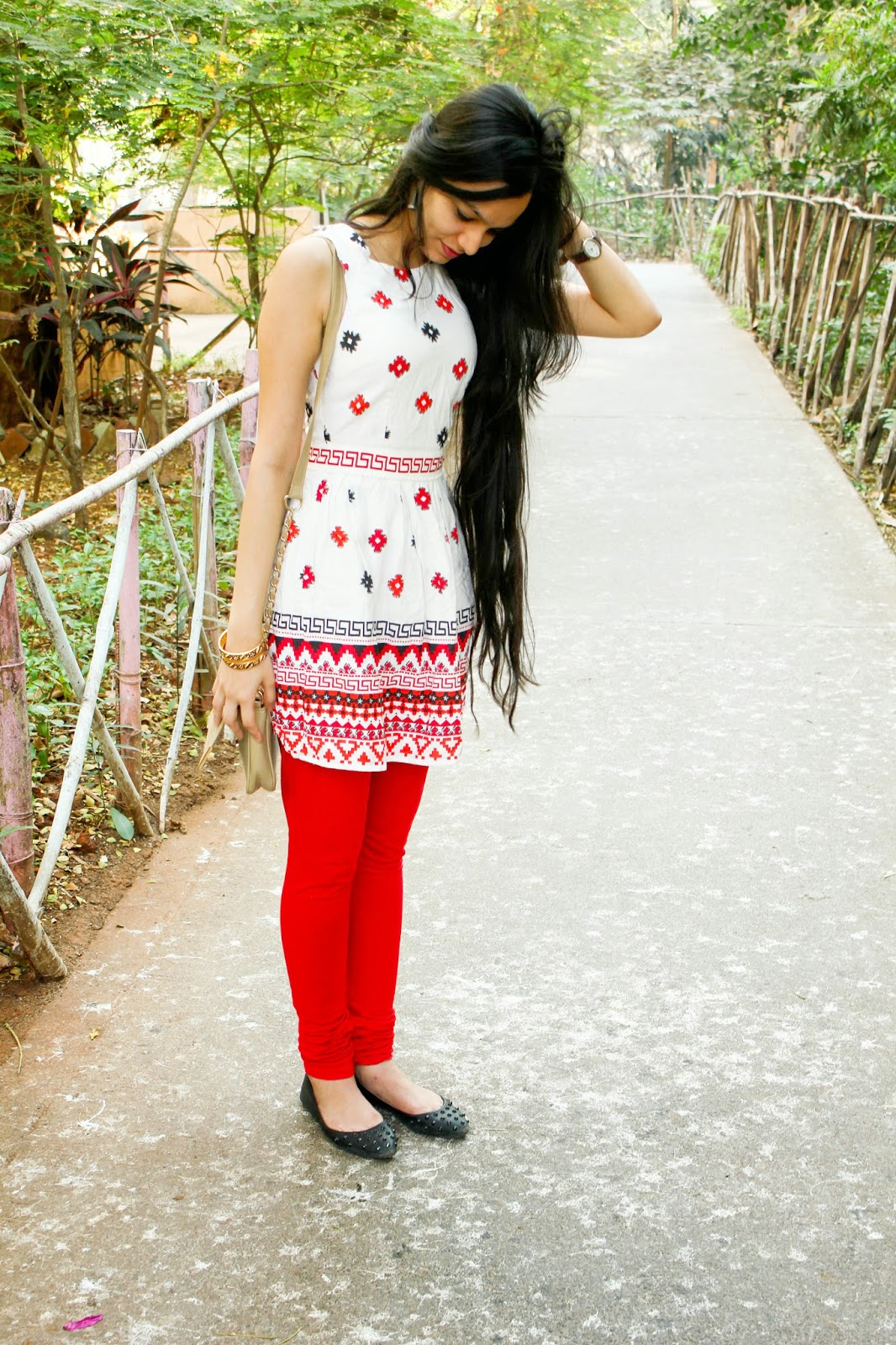 Valentine S Day Look Ideas Look 2 Do It Desi Chiconomical