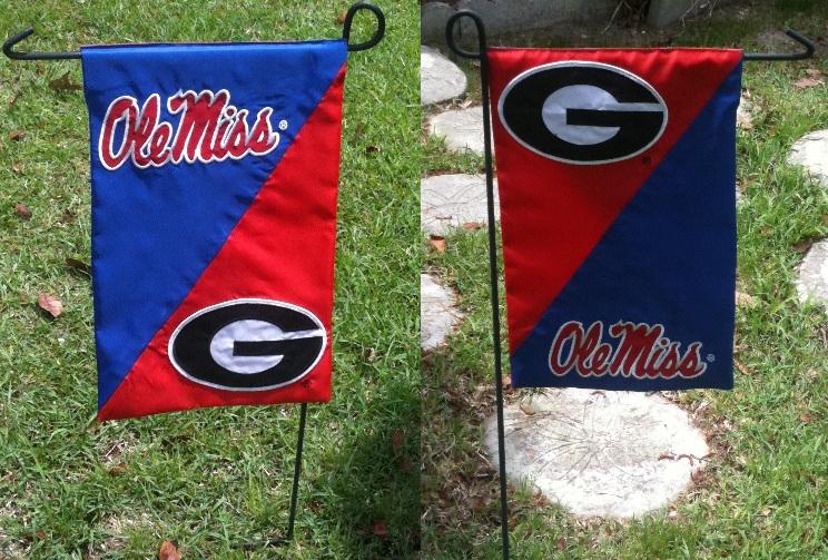 Labels Banner Flag Ole Miss