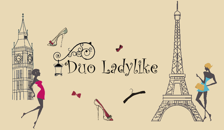 Duo ladylike