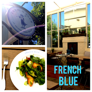 French Blue restaurant in St. Helena