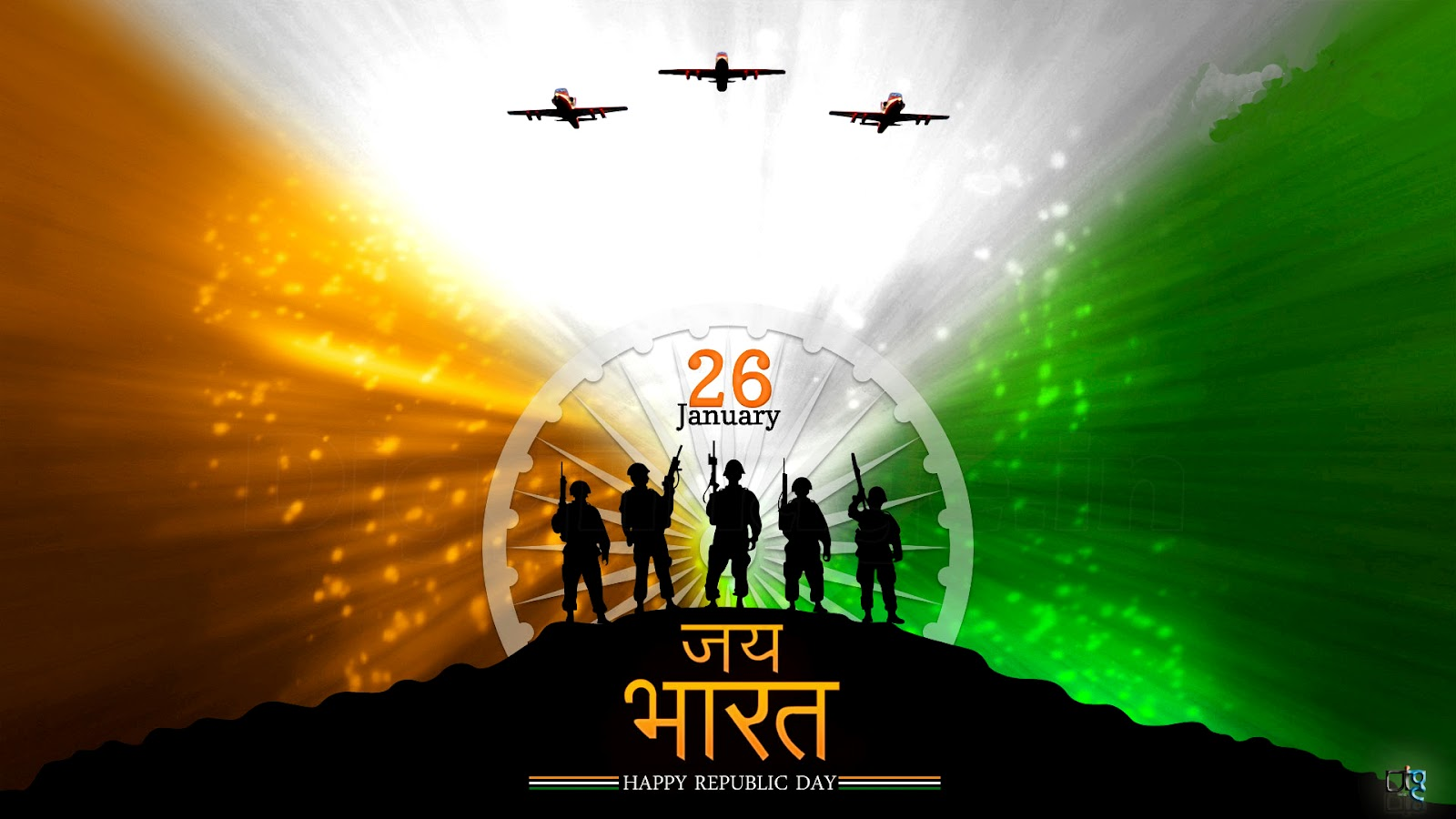 indian republic day in hindi On january 26, 1950, the indian constitution takes effect, making the republic of india the most populous democracy in the worldmohandas gandhi struggled through decades of passive resistance before britain finally accepted indian independence.