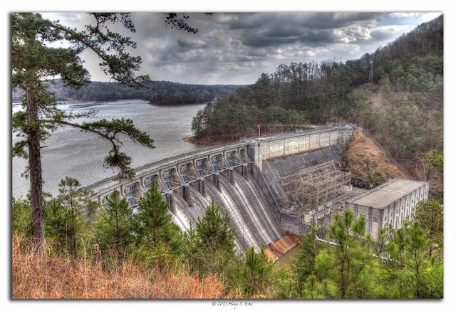 Dam Overlook