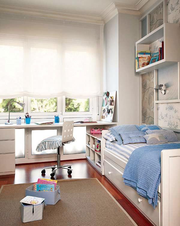 Desde my hogar un dormitorio juvenil con encanto - Habitaciones juveniles con encanto ...