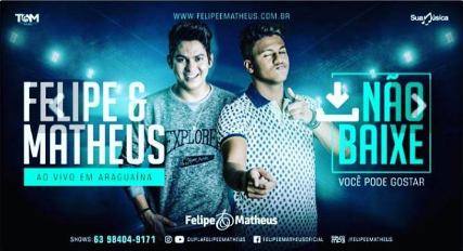 CD Felipe & Matheus 2017