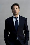 Robert Downey Jr : The Iron Man