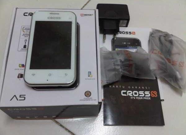 Cross A5 – Android Murah Dual SIM GSM
