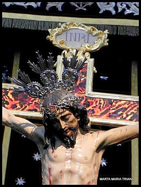 Besapiés del Cristo de la Paz de los Humeros sevilla 2014
