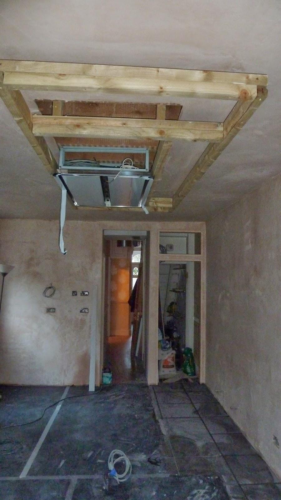 My Victorian Terrace Refurb Kitchen Progress