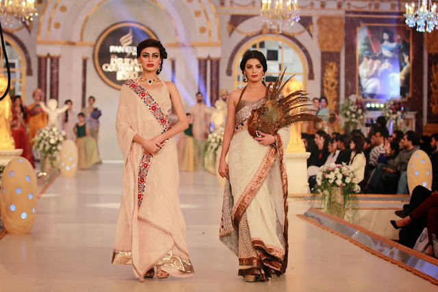 Pakistani Bridal Fashion's other fashion week – all the pictures ...