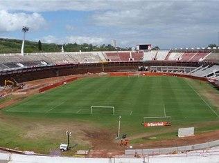 Beira-Rio é fechado para obras é só reabrirá em setembro de 2013