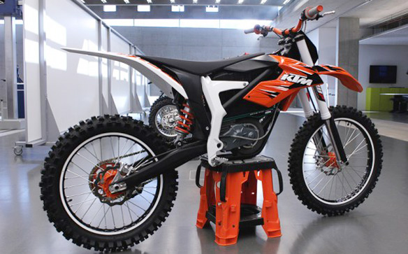 KTM Freeride E - Rockin' in Barcelona