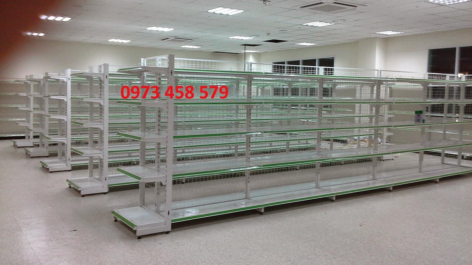 tư vấn thiết bị siêu thị