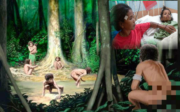 Murid Orang Asli, Mirsudiar & Norieen Di Bantu Oleh TENROG?