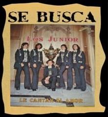 LOS JUNIORS --LE CANTAN AL AMOR