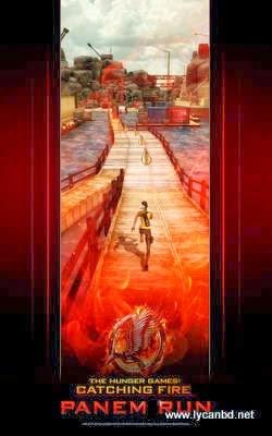 Hunger Games- Panem Run Android Apk Oyunu resimi