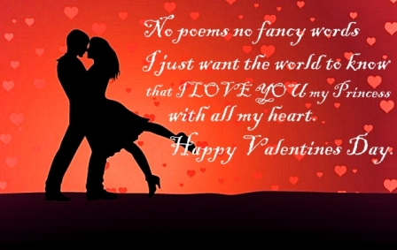 Happy Propose Day Wishes February 8, 2016 - Valentines Day Week