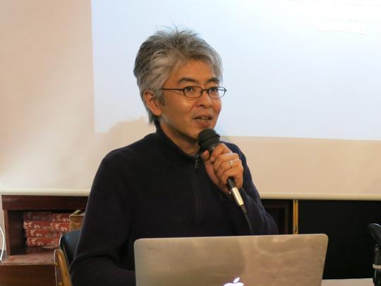 藤井太洋氏
