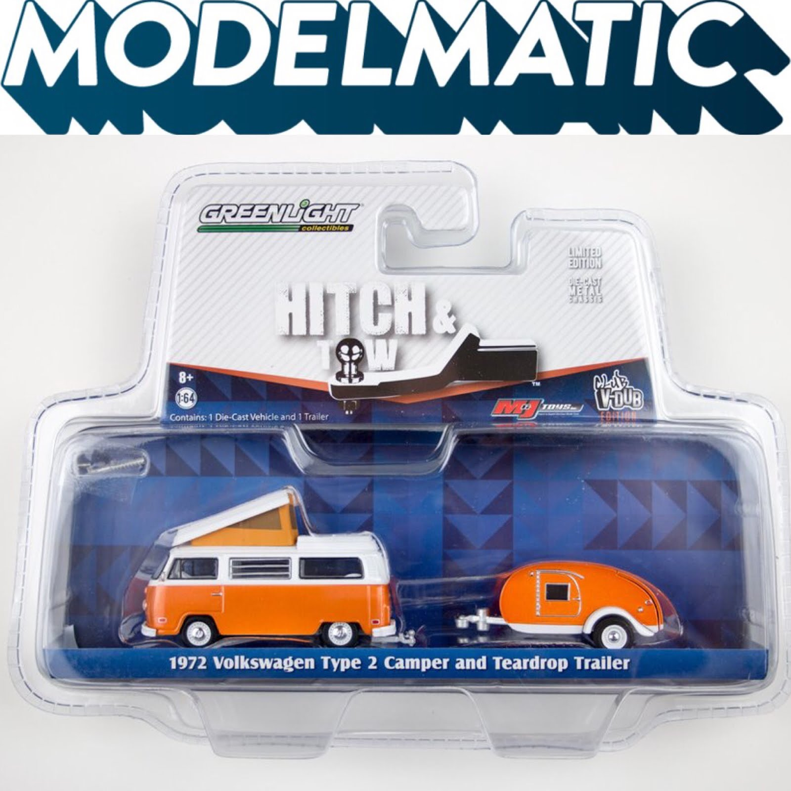 UK Collectors - Greenlight Hitch & Tow Hobby Exclusive