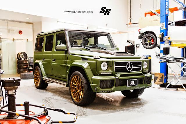 g63 green
