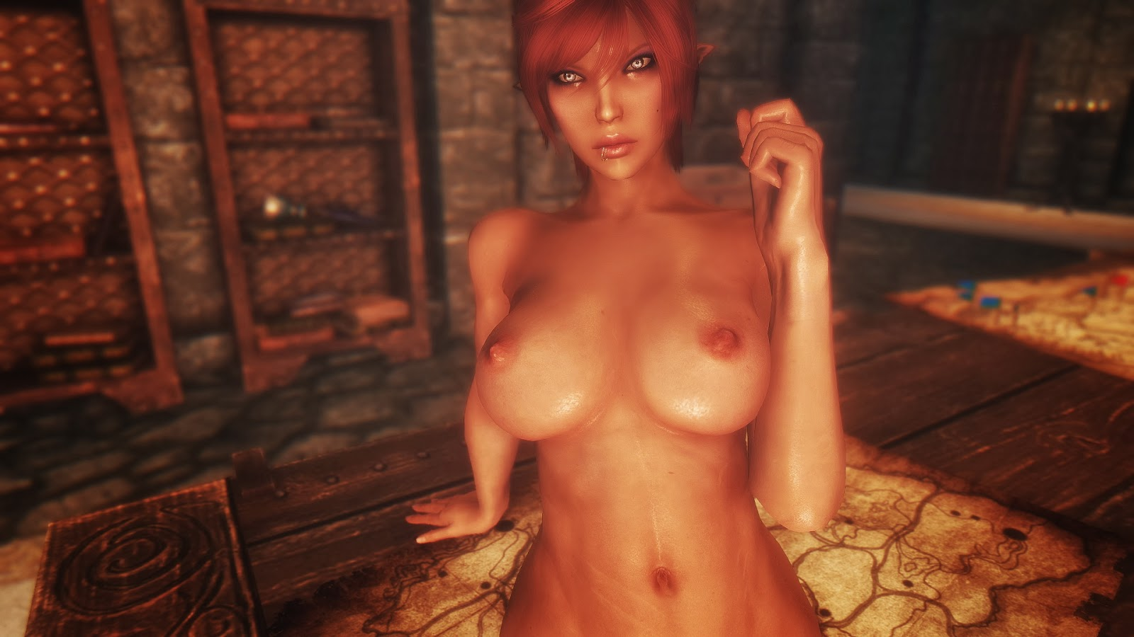 Skyrim naked girls porncraft download