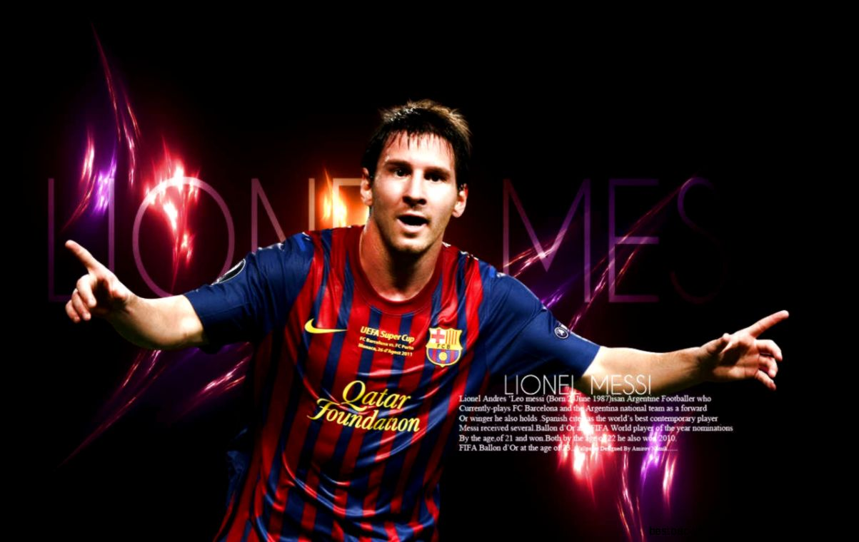 View Original Size Lionel Messi HD Wallpapers