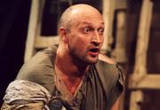 Гоша Куценко в спектакле «Бог»