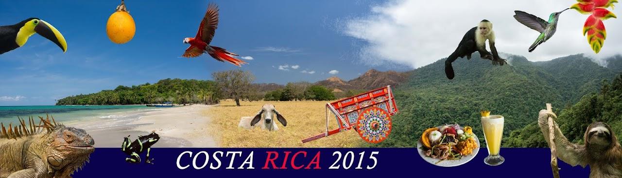 Ringreis Costa Ricas