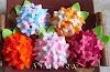 Bros bunga Asoka Flanel