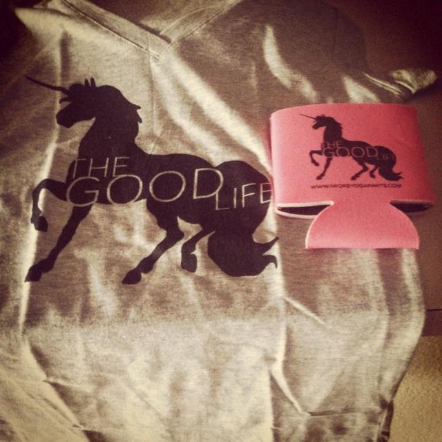 IWYP the good life shirt