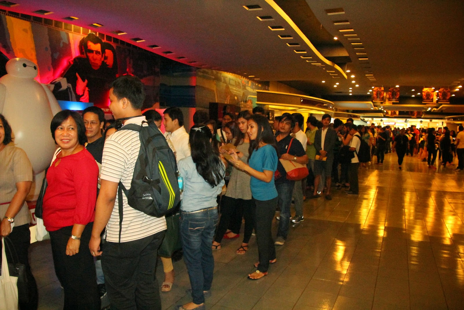mockingjay block screening golden ticket megamall