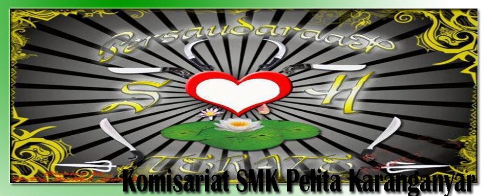 PSHT Komisariat SMK Pelita Karanganyar