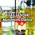8 Resipi Minuman Detox Untuk Kesihatan Yang Boleh Anda Buat Sendiri